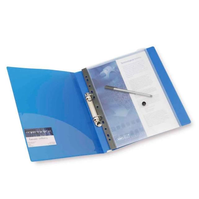 Pasta Envelope Para Dossier A4 Transparente
